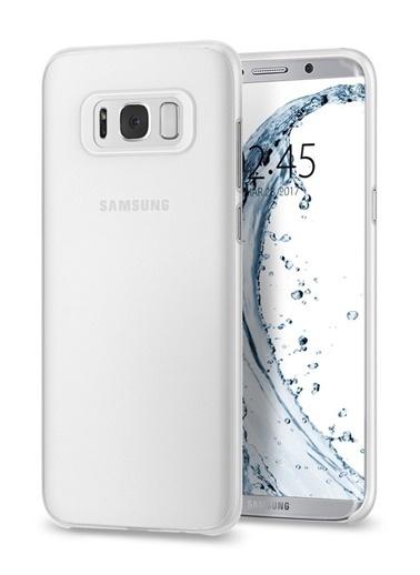 Spigen Spigen Galaxy S8 Plus Kılıf, Spigen Air Skin Ultra İnce 4 Tarafı Tam Koruma Renkli